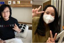 Cerita Ari Lasso ungkap kronologi operasi pengangkatan tumor di perut