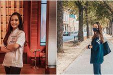 11 Potret apartemen Jesselyn saat sekolah di Paris, dilengkapi rooftop