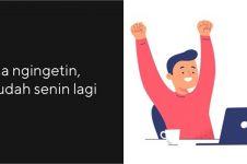 81 Kata-kata lucu dunia kerja, kocak dan menghibur diri