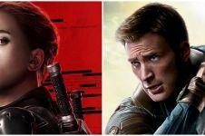 Ghosted, film reuni Avengers Scarlett Johansson dan Chris Evans