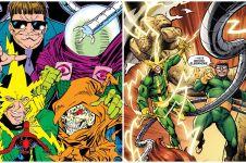 7 Fakta Sinister Six, karakter jahat dalam Spider-Man: No Way Home