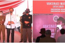 Cerita haru keinginan santri korban Lapindo, ungkap langsung ke Jokowi