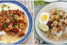 9 Resep nasi bakmoy ala rumahan, lezatnya bikin nambah terus
