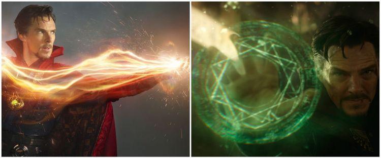 7 Potret Benedict Cumberbatch di film Marvel, penolong para superhero