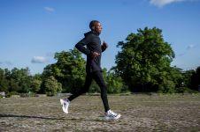 3 Sepatu ini dirancang lewat riset beberapa atlet tercepat di dunia