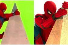 9 Adegan film Spider-Man dengan sentuhan efek CGI, bikin takjub