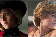 9 Aktris yang memerankan tokoh Putri Diana, aktingnya total