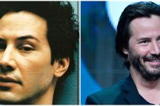 Awet muda di usia 57 tahun, ini 11 potret dulu dan kini Keanu Reeves