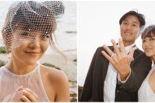 11 Momen pernikahan Sonia Eryka, souvenirnya beda dari yang lain