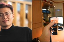 13 Potret apartemen baru Jang Han-sol, penuh barang elektronik mahal