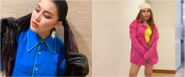 13 Potret Ayu Ting Ting berpenampilan Korean style, mirip idol K-Pop