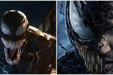 7 Fakta kemunculan Venom, parasit alien yang merasuki tubuh Spider-Man