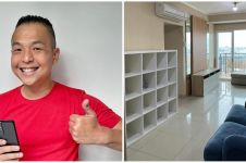 9 Potret apartemen Ernest Prakasa yang dijual, saksi perjalanan karier