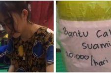 Wanita ini menabung Rp 20.000/hari bantu calon suami, gadis idaman