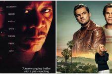 11 Film terbaik Brad Pitt yang nggak membosankan ditonton ulang
