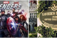9 Sekolah superhero, Avengers Academy ubah penjahat jadi pahlawan
