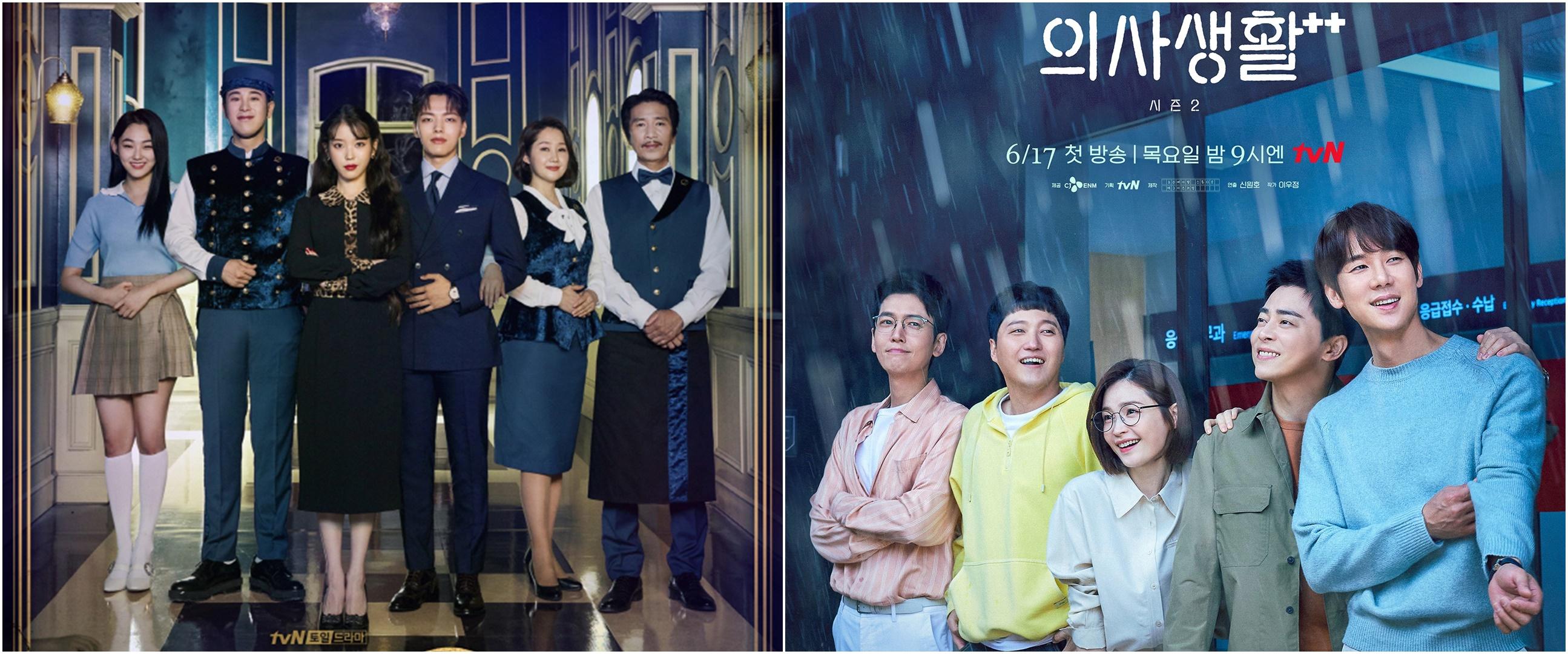 7 Drama Korea tvN paling digemari, alur cerita bikin geregetan