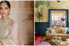 11 Potret apartemen Sonam Kapoor, perpaduan estetika Inggris & India