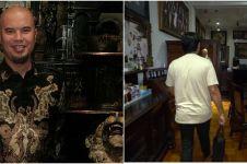 7 Penampakan kamar Ahmad Dhani, unik dilengkapi pintu tersembunyi