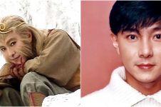 11 Potret masa muda Dicky Cheung 'Sun Go Kong', nostalgia Kera Sakti