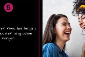 79 Pantun lucu dua baris bahasa Jawa, gokil dan bikin ngakak
