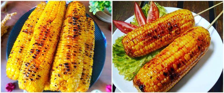 9 Resep kreasi jagung bakar berbagai rasa, praktis jadi ide bisnis