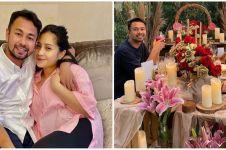 9 Momen dinner Raffi dan Nagita saat karantina, romantis bak pacaran