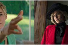 9 Karakter film dibintangi Kristen Stewart, terbaru jadi Putri Diana