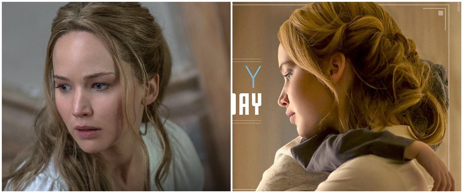 5 Karakter ibu yang pernah diperankan Jennifer Lawrence