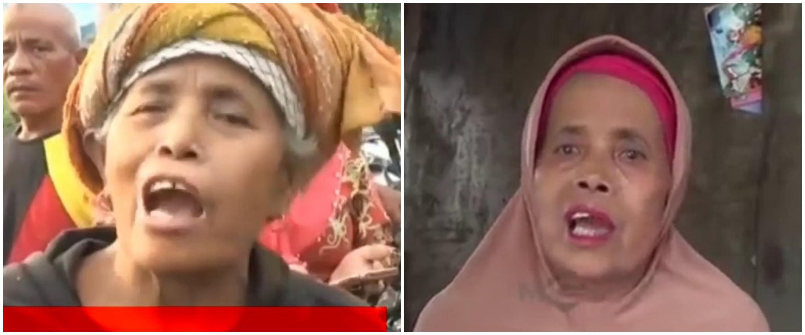 Viral sosok ibu Sartika, pemulung yang kerap jadi saksi kejadian