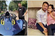 Rafathar minta mobil balap, respons Raffi Ahmad tak terduga