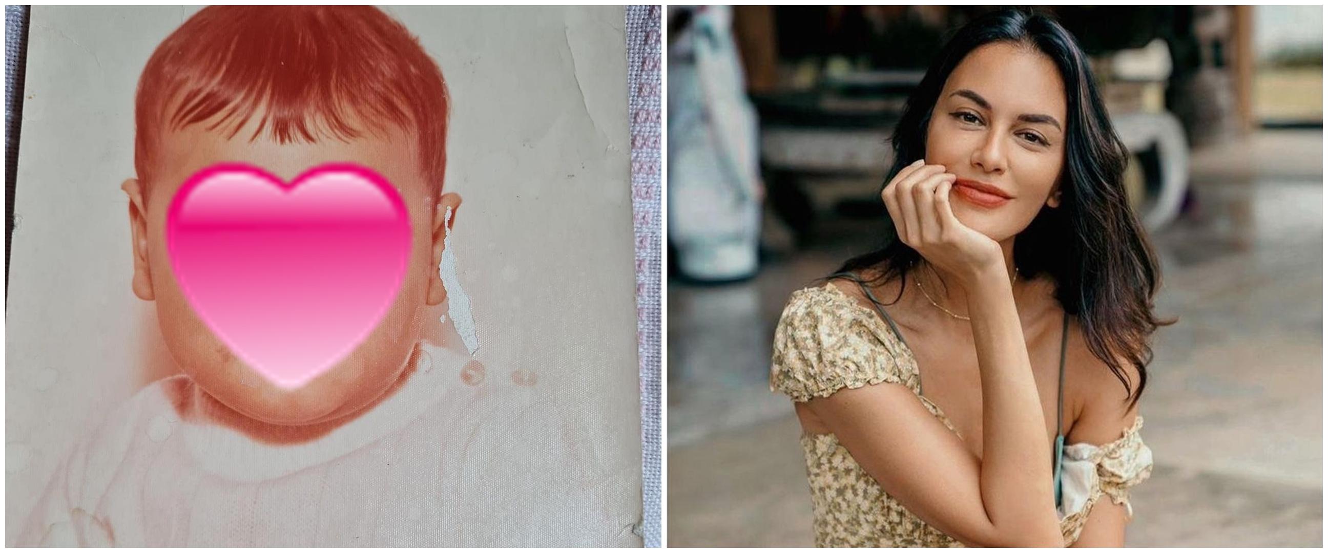 Unggah foto masih bayi, paras Sophia Latjuba ini bikin terkagum-kagum