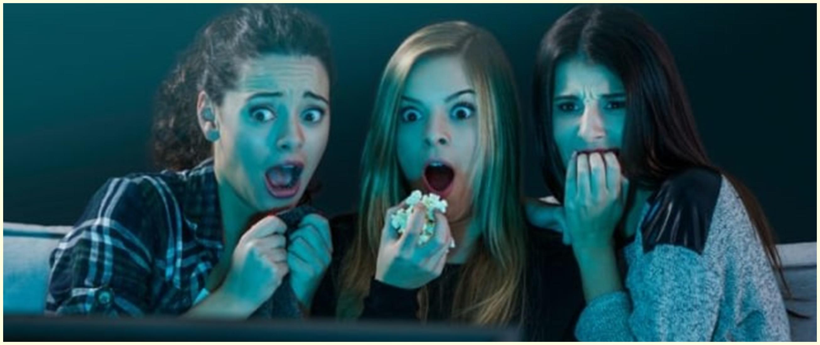Berani nonton 13 film horor? Perusahaan ini akan bayar Rp 18 juta