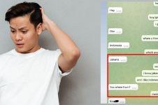 13 Chat lucu sok pakai bahasa Inggris ini endingnya ngeselin