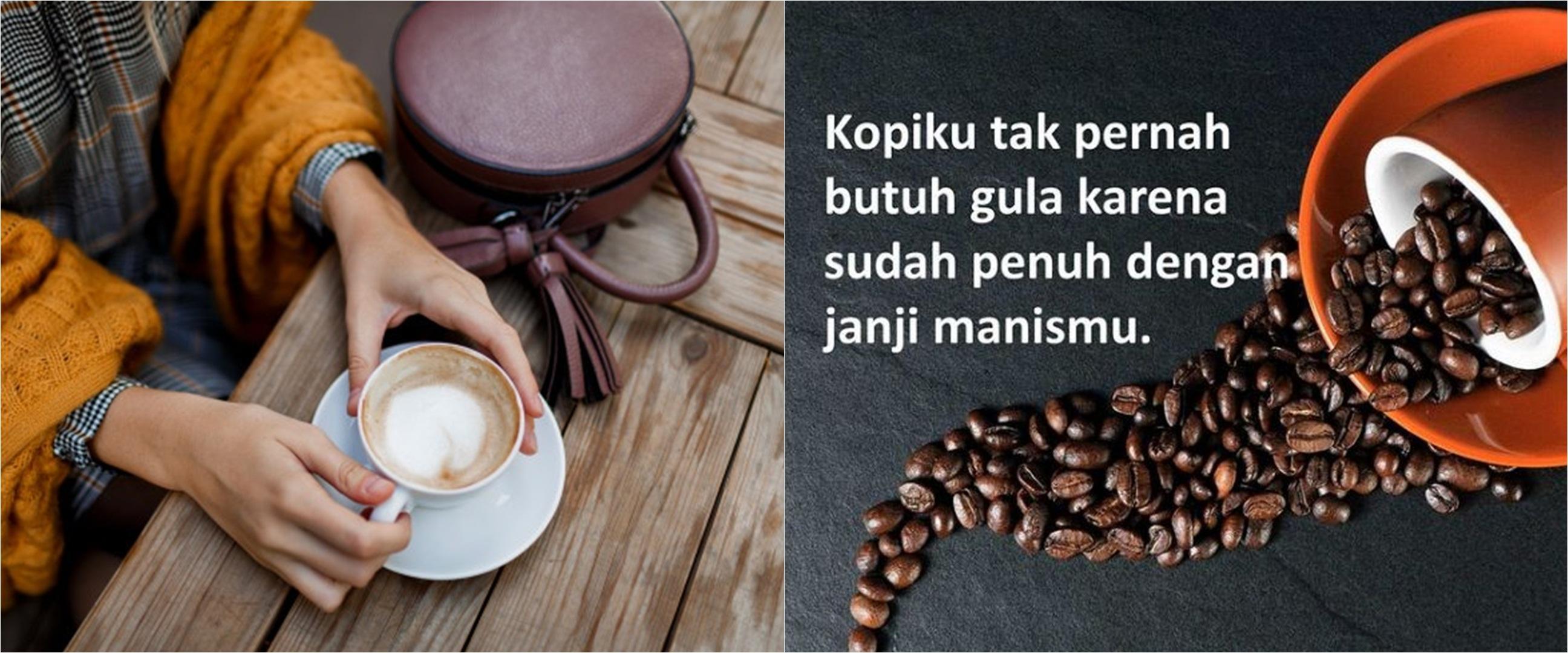 101 Kata-kata quotes tentang kopi, lucu, inspiratif dan penuh makna
