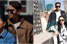 Ditemani Salim Nauderer, ini 9 momen Rachel Vennya selama di New York