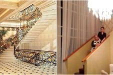 9 Potret beda gaya rumah Maia Estianty di Indonesia dan Prancis