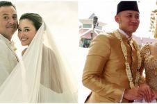Momen pernikahan 7 pembalap, David Tjiptobiantoro resepsi di Maldives