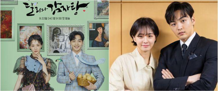 Sinopsis drama Dali and the Cocky Prince, Park Gyu-young bisa 7 bahasa