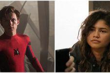 5 Karakter orang biasa di Spider-Man: No Way Home, Zendaya jadi MJ