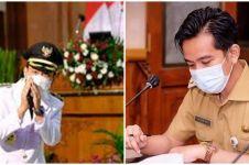 5 Momen Gibran dampingi dinas Jokowi di Solo, sikap profesional dipuji