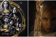 9 Fakta menarik tentang Eternals, geng superhero selain Avengers
