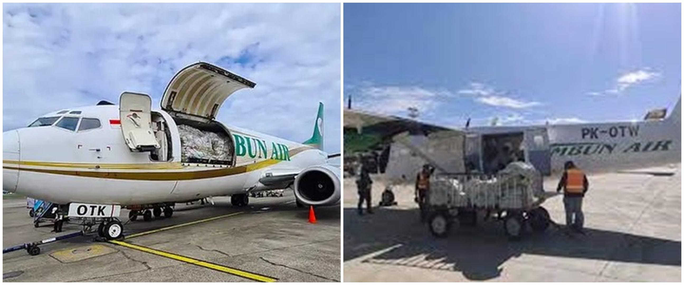 Sempat hilang kontak, pesawat Rimbun Air ditemukan di Intan Jaya Papua