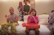 Adik Atta Halilintar ultah, Krisdayanti sampai kirim kado ke Malaysia