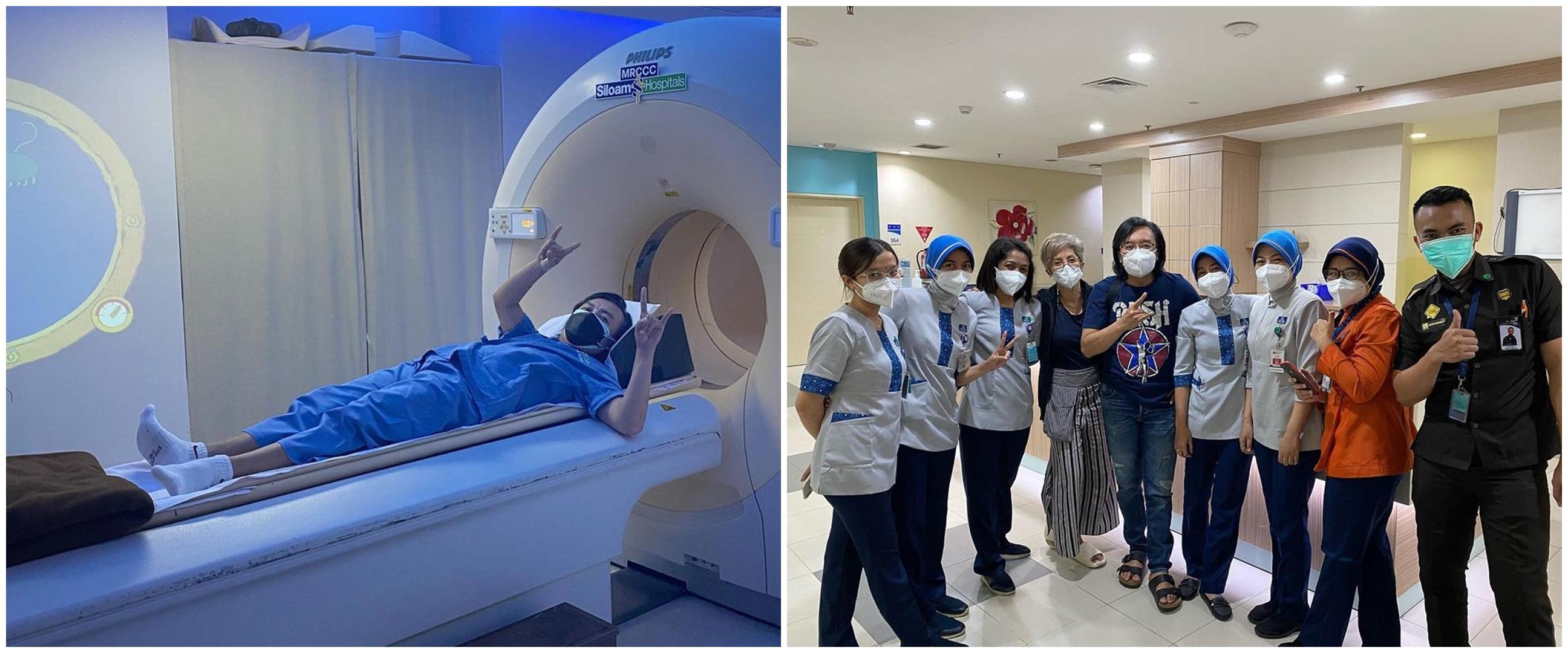 Curhatan Ari Lasso usai pemeriksaan kanker, ungkap pentingnya sukacita