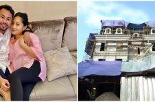 9 Momen Raffi dan Nagita Slavina cek rumah baru, garasi muat 8 mobil