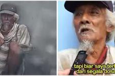 Cerita kakek yang rela beri seluruh uangnya untuk fakir miskin