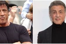 Memorabilia film Sylvester Stallone akan dilelang, capai Rp 21,3 M