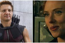 9 Karakter musuh Hawkeye, Black Widow lawan tersulit