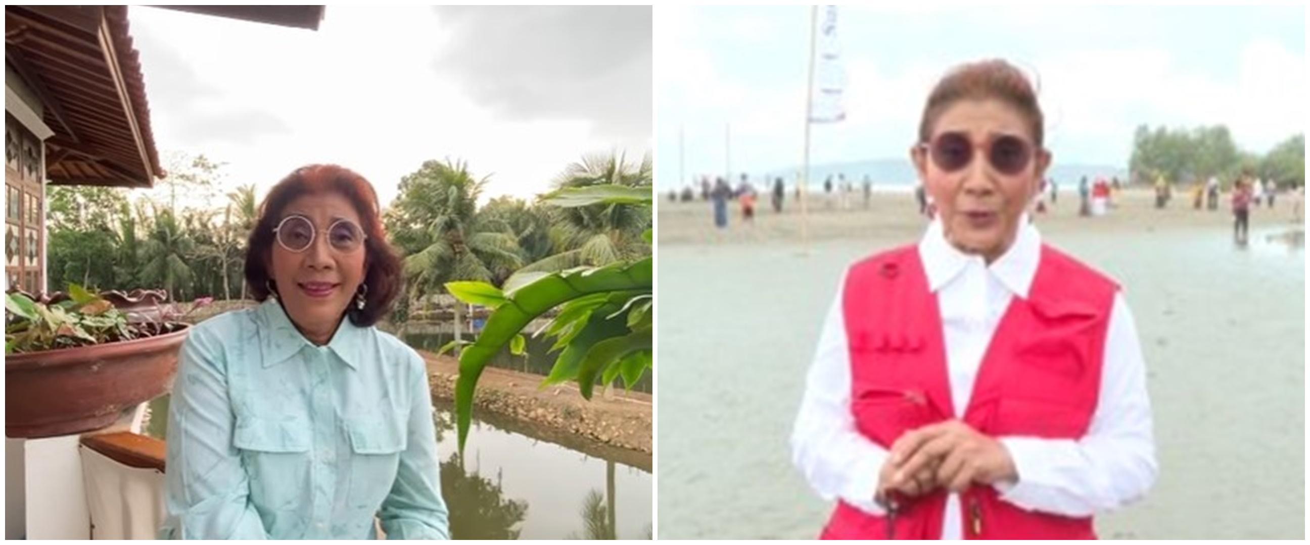 Kisah Susi Pudjiastuti urus SIM yang mati 20 tahun, ikut ujian lagi